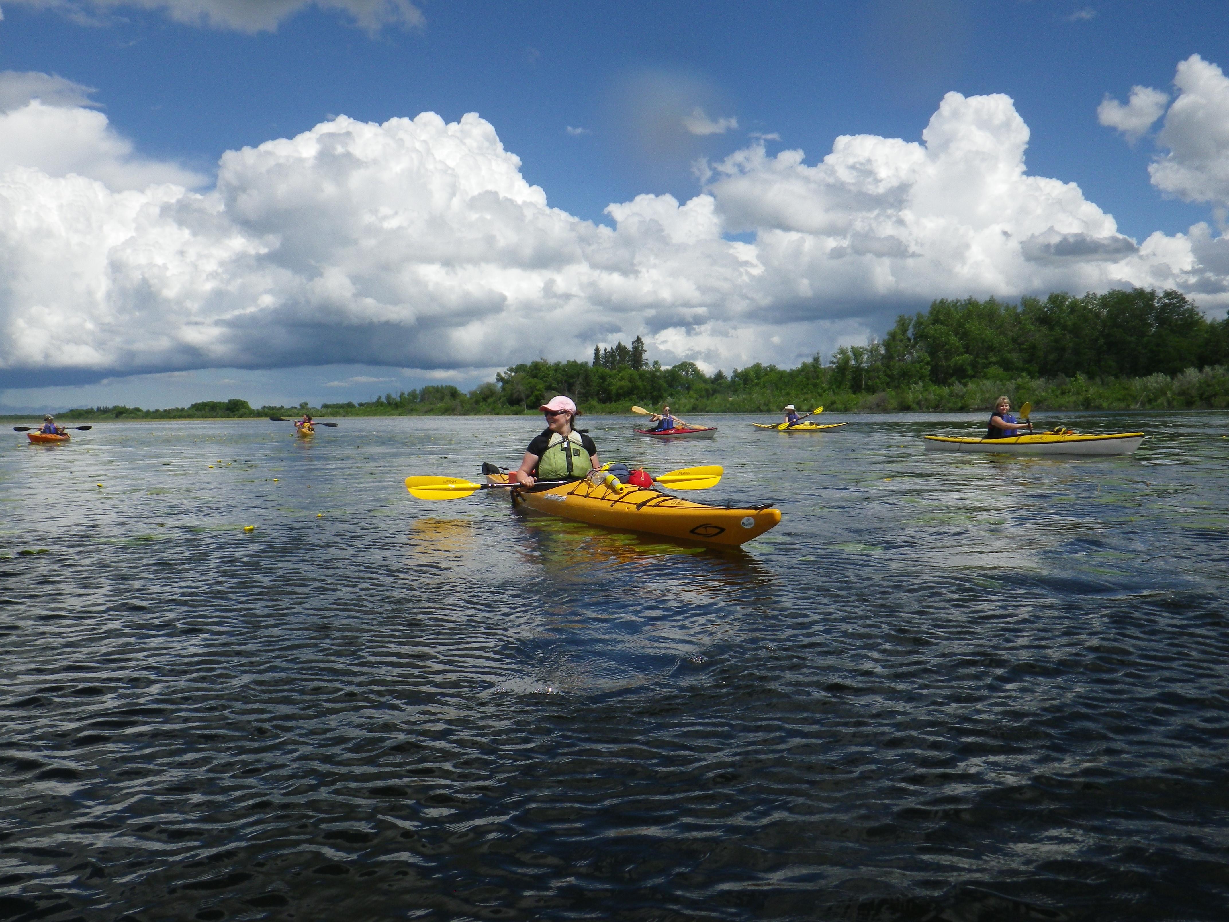Pc Basic Kayak Skills June 3rd 9th Paddle Canada Basic Kayak